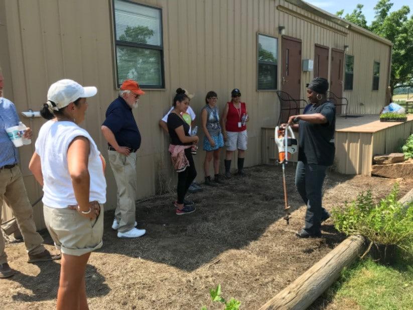 Planting Auger Workshop