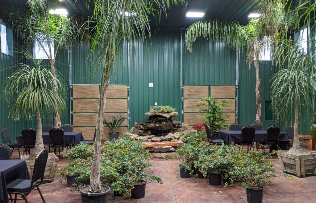 Tropical Flight House